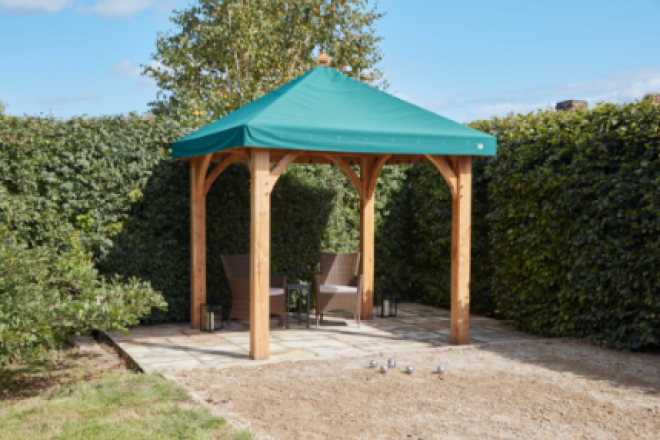 Timber Framed Gazebos